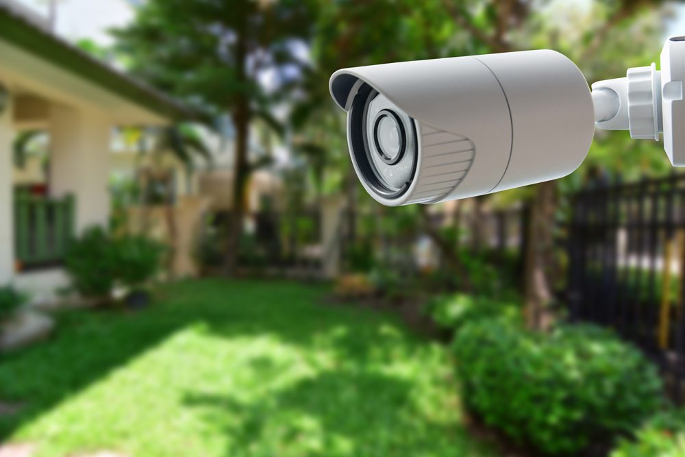 Home or Office CCTV camera security system