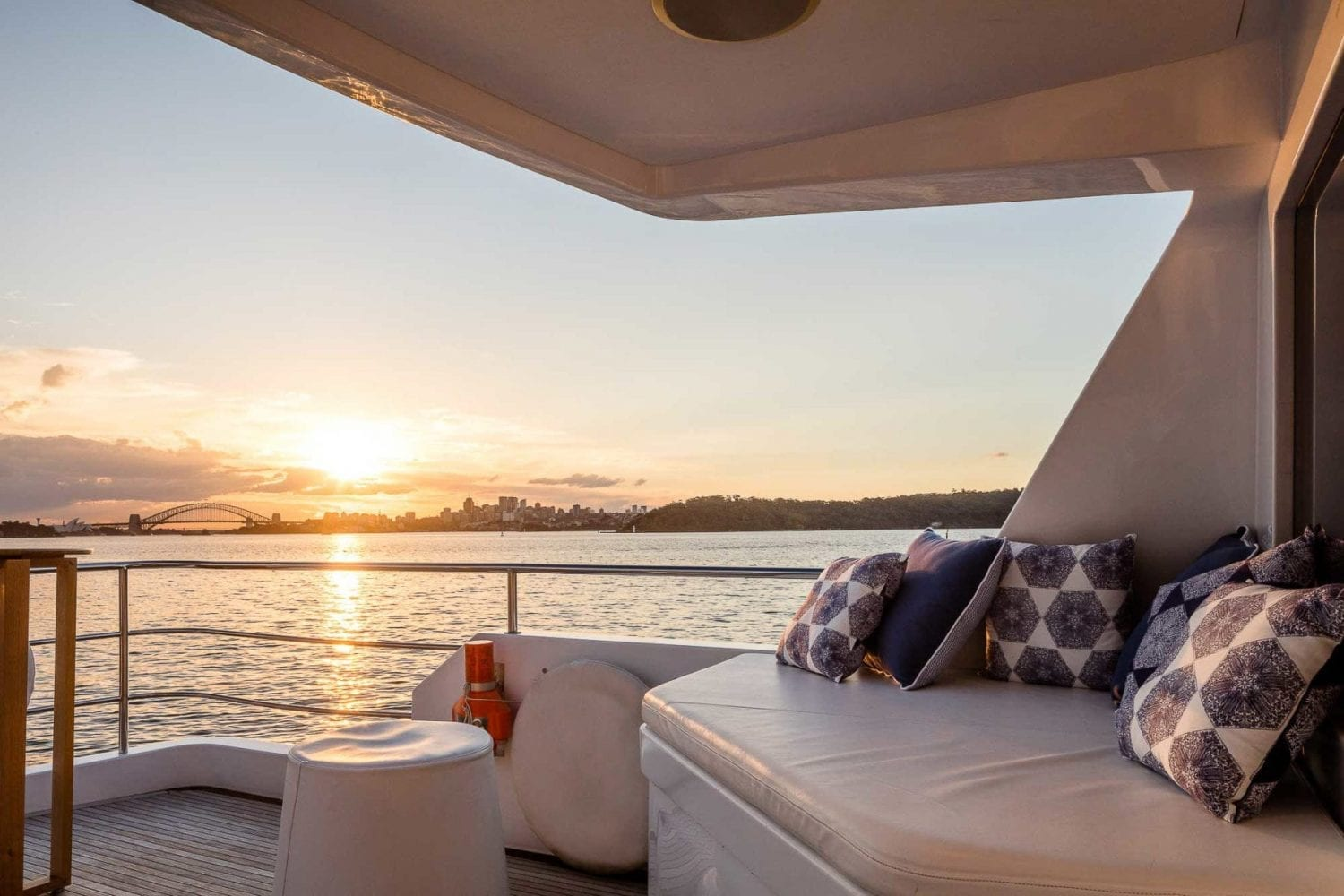 Private Yacht & Boat Hire on Sydney Harbour