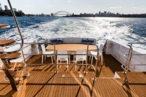 Wedding Boat Hire Cruise