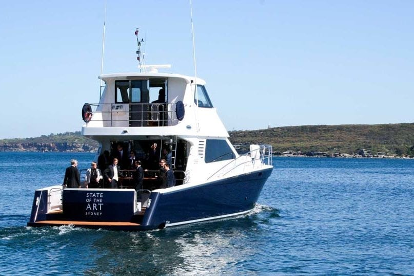 MV State of the Art at Manly