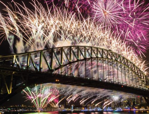 The Ultimate New Year's Eve Experience – A Sydney Harbour Yacht Charter Superyacht