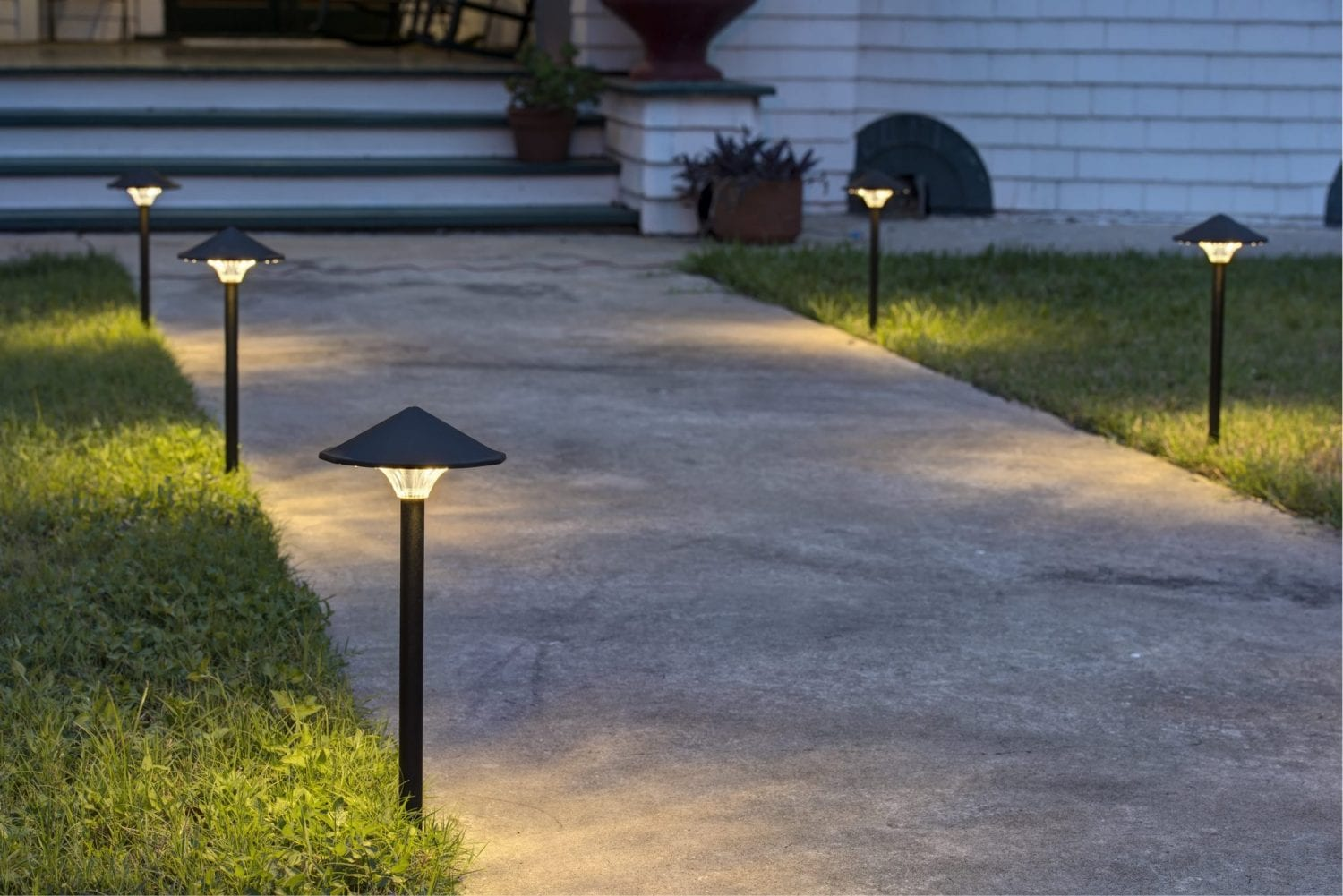 outdoor lighting system nelson